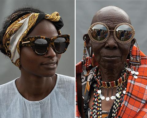 18ec4708e21 Check out this Kenya inspired eye wear campaign – SatisFashion Uganda