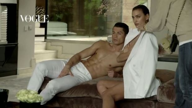 Idea Nude image cristiano ronaldo very grateful