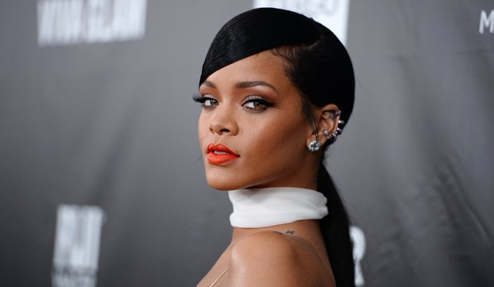 dc002eeb8344 Rihanna Is The Most Talked About Designer on Twitter