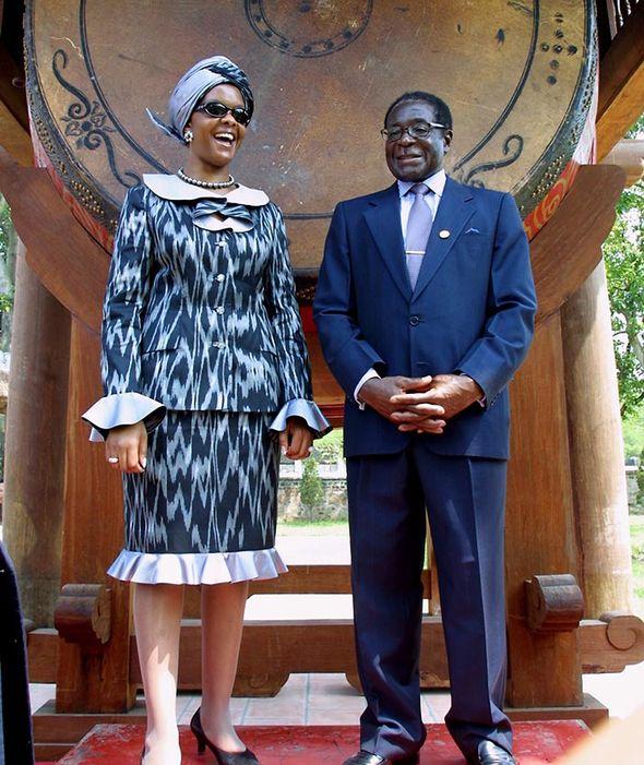 Gucci Grace Mugabe S Insatiable Love For Couture In