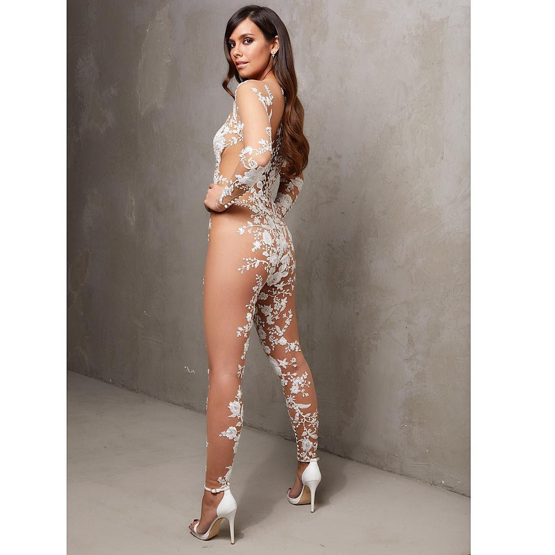 b99c09e5bd86 Trend Alert   Naked Jumpsuits  Could Be The Hottest Bridal Trend For ...