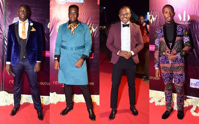 Photos]: These Gentlemen Didn't Go to Miss Uganda 2018 to Play