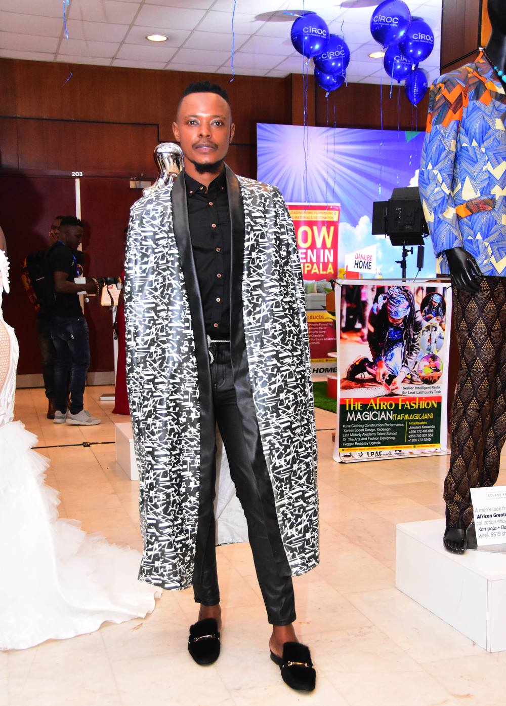 Photos Who Was The Best Dressed Gentleman At The 2018 Abryanz Style And Fashion Awards Satisfashion Uganda