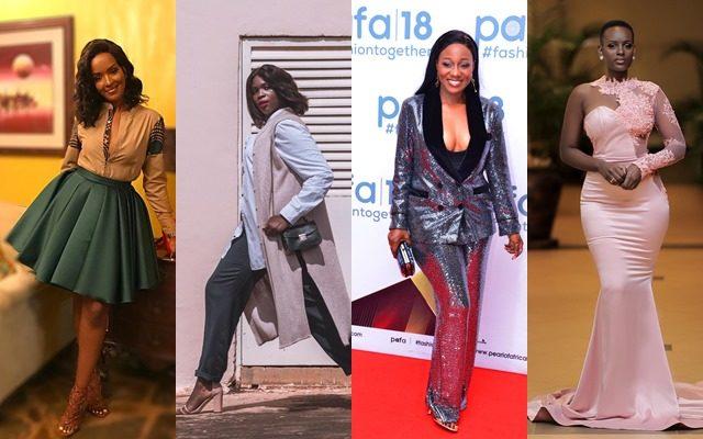 Meet Satisfashion UG's 26 Best Dressed Women of 2018