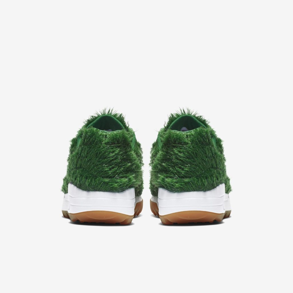 81831b2e0 Would You Wear These Weird Nike Sneakers Made Of  Grass ...