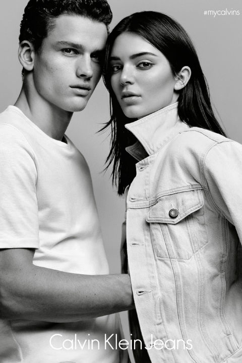 Kendall Jenner Lands Her Own Calvin Klein Jeans Campaign