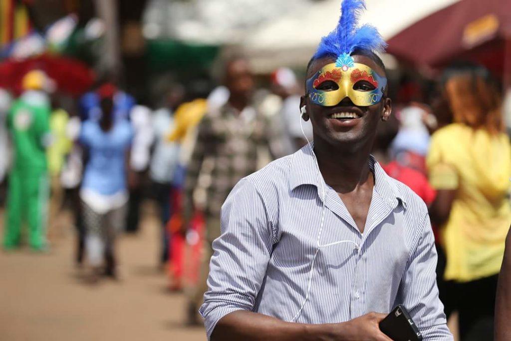 Photos: Pomp and Colour at The Kampala City Festival 2016