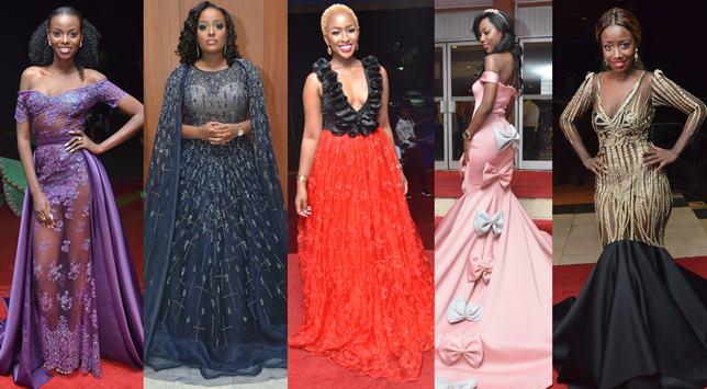Photos Who Was Best Dressed At The Uganda Entertainment Awards 2017 Satisfashion Uganda
