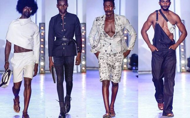 See Every Look From Kai S Divo S New Collection Presented At Men S Fashion Week Nigeria Satisfashion Uganda