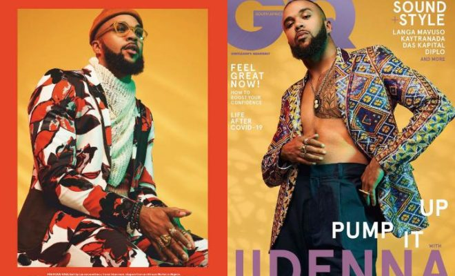 Jidenna Brings The Prints On Gq South Africa S Latest Cover Satisfashion Uganda